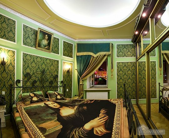 Apartment on  Deribasovskoy overlooking the Opera House, Deux chambres (95755), 011