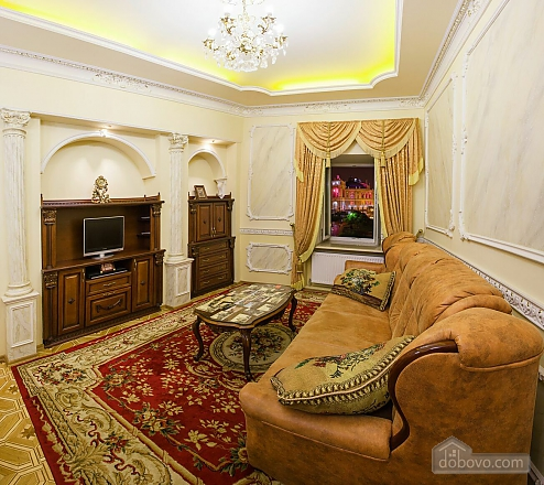 Apartment on  Deribasovskoy overlooking the Opera House, Deux chambres (95755), 029
