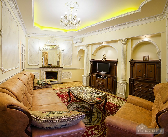 Apartment on  Deribasovskoy overlooking the Opera House, Deux chambres (95755), 004
