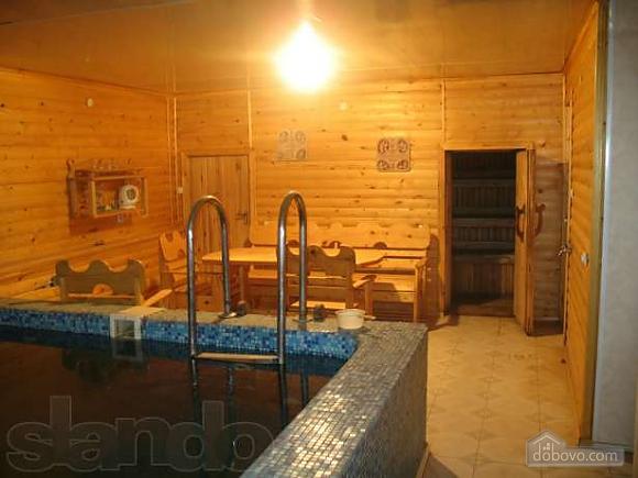 The rooms in a villa in Skhidnytsia, Studio (97930), 003