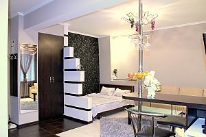Стильная квартира в центре, 1-комнатная, 002