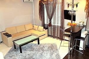 Стильная квартира в центре, 1-комнатная, 001