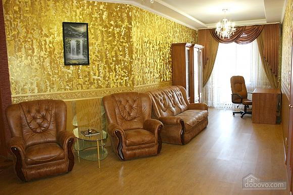 Luxury in one minute from Deribsovskaya, Deux chambres (77787), 001