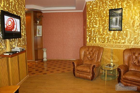 Luxury in one minute from Deribsovskaya, Deux chambres (77787), 007
