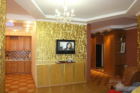 Luxury in one minute from Deribsovskaya, Deux chambres (77787), 009