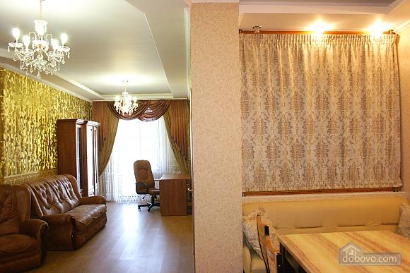 Luxury in one minute from Deribsovskaya, Deux chambres (77787), 010