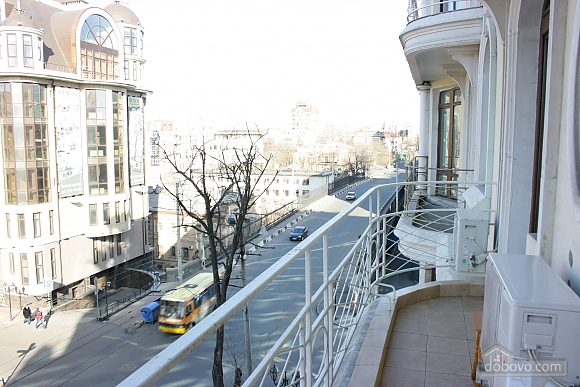 Luxury in one minute from Deribsovskaya, Deux chambres (77787), 019