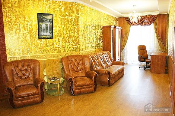 Luxury in one minute from Deribsovskaya, Deux chambres (77787), 025