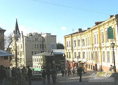 Романтика Андреевского Спуска, 3х-комнатная (10897), 024