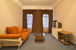 43 Koblevskaya, One Bedroom, 001