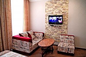Уютная квартира с WI-FI, 1-комнатная, 002