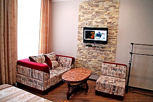 Уютная квартира с WI-FI, 1-комнатная, 003