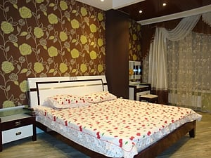 Роскошные апартаменты в Мост сити, 2х-комнатная, 001