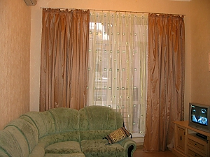 Квартира на Бессарабці, 1-кімнатна, 004