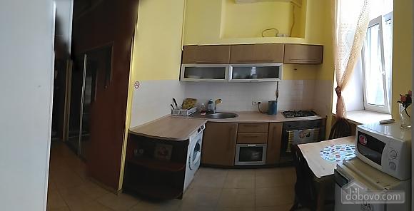 Дерибасовская - 150 метров фасадные окна 2 комнаты, 2х-комнатная (58698), 019