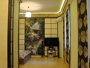 In Japaneese style, Un chambre, 004
