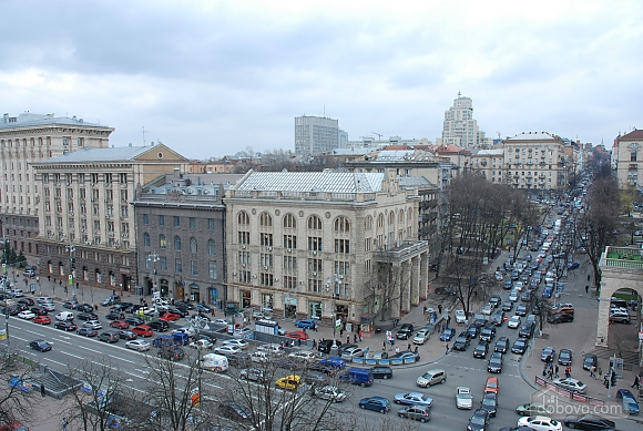 Standard on Khreschatyk - view 8 floor, Deux chambres (14457), 011