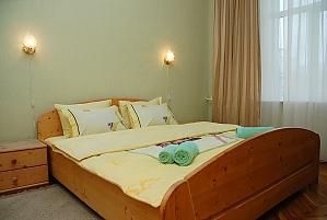 Standard on Khreschatyk - view 8 floor, Deux chambres, 001