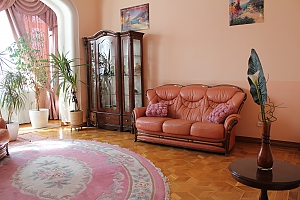 Apartment in a classical style, Vierzimmerwohnung, 002