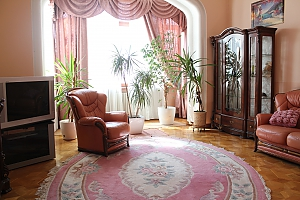 Apartment in a classical style, Vierzimmerwohnung, 003