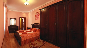 Apartment with new furniture, One Bedroom, 003