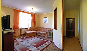 Apartment with new furniture, One Bedroom, 001
