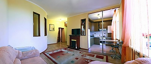 Apartment with new furniture, One Bedroom, 004