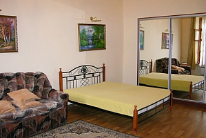26 Lanzheronovskaya Street, One Bedroom, 004