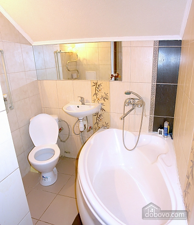 Зручна квартира з банею на дровах, 2-кімнатна (63049), 004