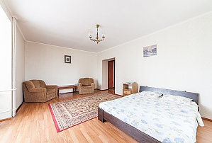 Comfortable apartment in a new house, Una Camera, 002