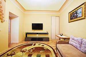 One bedroom apartment on Rynok Square, One Bedroom, 001