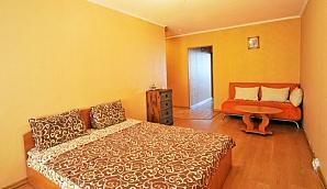 Прекрасные Евро апартаменты (видовая), 1-комнатная, 001