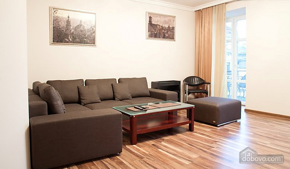 Apartment with designer's renovation, One Bedroom (26652), 001