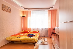Lukyianivskaya Subway Business class, One Bedroom, 001