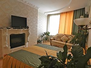 Квартира з каміном, 3-кімнатна, 001