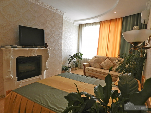 Apartment with fireplace, Two Bedroom (72607), 001