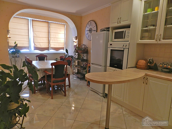 Apartment with fireplace, Two Bedroom (72607), 003