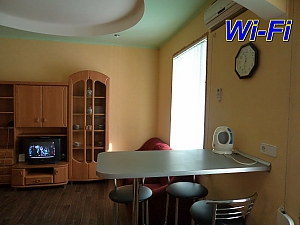 Apartment in the center, Un chambre, 002