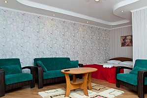 Уютная  квартира рядом с м. Святошино в парковой зоне, 1-комнатная, 003