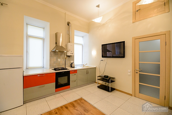 Spaсious studio apartment with balcony and kitchen, Studio (11802), 004