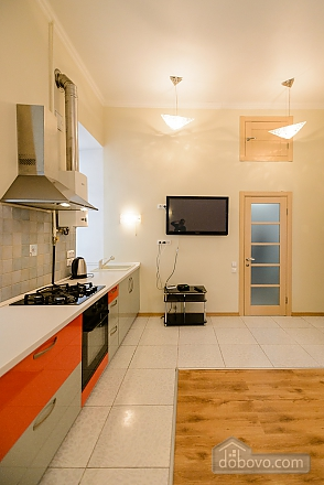 Spaсious studio apartment with balcony and kitchen, Studio (11802), 006