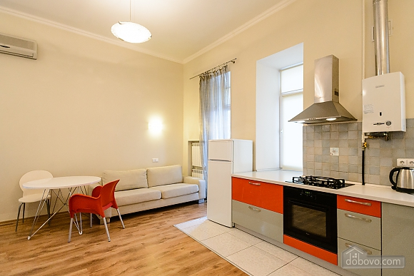 Spaсious studio apartment with balcony and kitchen, Studio (11802), 007