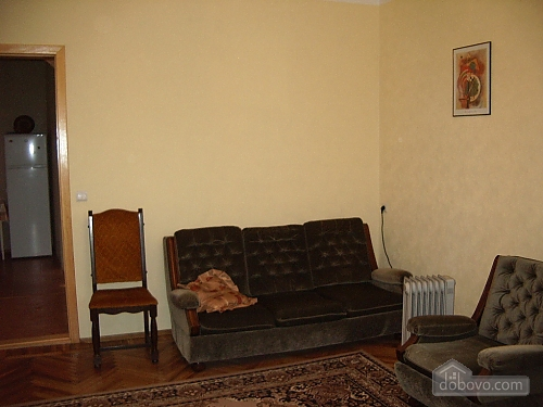 Small and cozy apartment in the center of Kharkov, One Bedroom (34912), 003