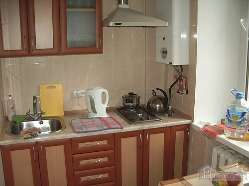 Small and cozy apartment in the center of Kharkov, One Bedroom (34912), 006