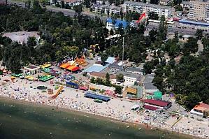 Пляж Лузановка, 1-комнатная, 010
