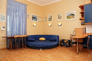 Khreshchatyk studio-apartment, Monolocale, 001