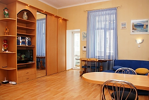 Khreshchatyk studio-apartment, Monolocale, 003