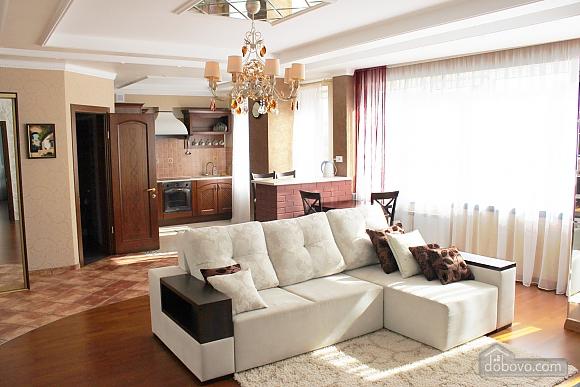 Суперлюкс апартаменты в центральном районе, 2х-комнатная (61495), 004