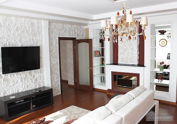 Суперлюкс апартаменты в центральном районе, 2х-комнатная (61495), 003