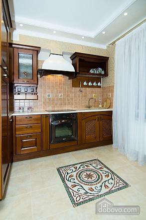 Суперлюкс апартаменты в центральном районе, 2х-комнатная (61495), 005
